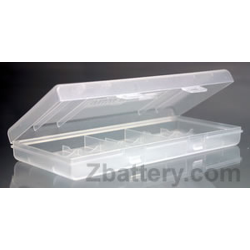 Maha 8 Place Battery Carrying Case/Storage Holder, MH-BH8AA