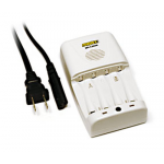 Maha 1-Hour AA/AAA NiMH World Travel Conditioning Charger (MH-C204W)