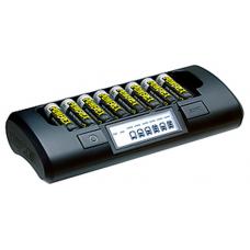 Maha AA/AAA NiMH/NiCd 1-Hr Rapid Charger w/ Battery Case MH-C801D