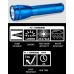 Maglite ML25LT 2C Cell Maglite LED Flashlight, ML25LT-S2116, 188-045, Blue
