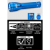 Maglite ML25LT 2C Cell LED Flashlight, ML25LT-S2SO6, Collectible Liberty Bell, Blue