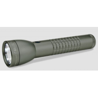 Maglite 3rd Generation 2 Cell D LED Flashlight, Foliage Green Matte Tactical Design