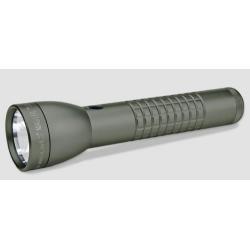 Maglite ML300LX 2D LED Flashlight, ML300LX-S2RI6, Foliage Green Matte Tactical Design