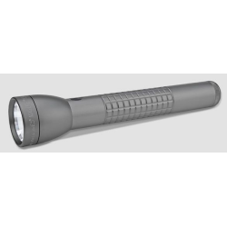 Maglite 3rd Generation 3D Cell LED Flashlight, Urban Gray Matte Knurled Tactical Design