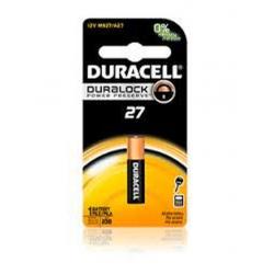 Duracell MN27, GP27A 12V Alkaline Battery, MN27BPK