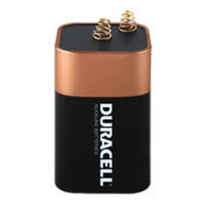 Duracell MN908 6V 12Ah Alkaline Spring Top Lantern Battery
