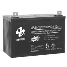 BB Battery, MPL90-12B3, 12V 90Ah Sealed Lead Acid Battery