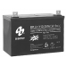 BB Battery, MPL90-12H-B3, 12V 90Ah Sealed Lead Acid Battery
