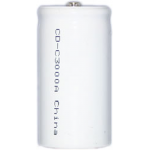 NiCad C Cell 3000mAh 1.2V Rechargeable Battery, NCD3000