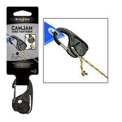 Nite Ize CamJam Cord Tightener w/ S-Biner, NCJ-02-01