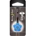 Nite Ize ClipLit Designs, Blue Wild Flower NCLS02-03-03FL