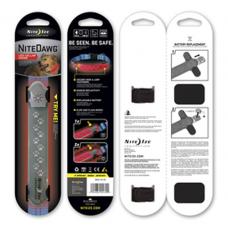 Nite Ize Nite Dawg LED Collar Cover - Grey