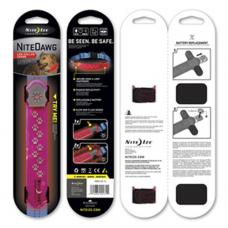 Nite Ize Nite Dawg LED Collar Cover - Pink