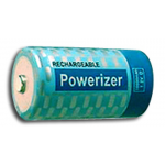Powerizer NiMH D Cell 10000mAh 1.2V Rechargeable Battery, NMH10000
