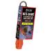 Nite Ize Nite Dawg Red LED Light Dog Collar, ORANGE Small NND-03-19S
