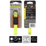 Nite Ize NIte Dawg XS LED Dog Collar Neon Yellow
