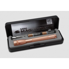 Maglite MiniMaglite LED 2AAA Flashlight Rose Gold Presentation Box