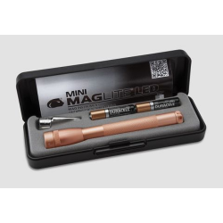 Maglite 2AAA MiniMag LED Gift Box, P32SV2, Rose Gold