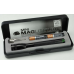 Maglite Spectrum Series 2AAA MiniMag LED Flashlight, P32SY2, Black Body Green LED