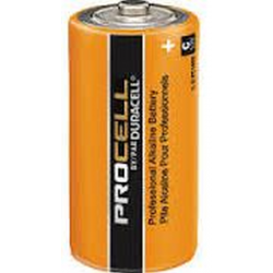 Duracell Procell C PC1400 Alkaline Battery, 72/Case, PC1400-72