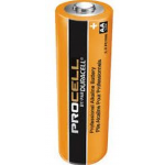 Duracell Procell AA PC1500 Alkaline Battery, 144/Case, PC1500-144
