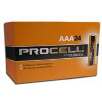 Duracell Procell AAA PC2400 Alkaline Battery, 24/Carton