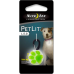 Nite Ize PetLit Collar LED, Green Paw Design White LED PCL02-03-17PA