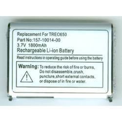 PalmOne Treo 3.7V 1800mAh Li-Ion PDA (or MP3) Battery, PDA-109LI