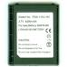 COMPAQ 6300 3.7V 4200mAh Li-Ion PDA (or MP3) Battery, PDA-113LI-HC