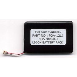 Palm M550 3.7V 900mAh Li-Ion PDA (or MP3) Battery, PDA-12LI