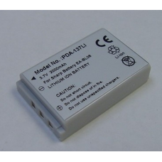 Sharp Zaurus C1000 3.7V 2000mAh Li-Ion PDA (or MP3) Battery, PDA-137LI