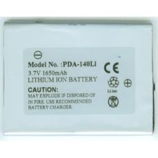 GMINI 120 3.7V 1650mAh Li-Ion PDA/MP3 Battery, PDA-140LI