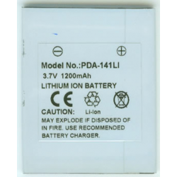 ARCHOS GMINI 220 3.7V 1200mAh Li-Ion PDA/MP3Battery, PDA-141LI