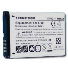 Blackberry 7100 3.7V 900mAh Li-Ion PDA Battery, PDA-157LI