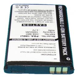 ITREK M1 GPS 3.7v 1000mah Li-Ion Battery, PDA-186LI