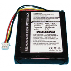 TomTom ONE GPS 3.7v 1200 mah Li-Ion Battery, PDA-192LI