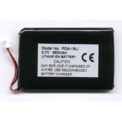 Handspring 14-0024-00 3.7V 950mAh Li-Ion PDA / MP3 Battery PDA-19LI