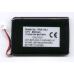 Handspring 14-0024-00 3.7V 950mAh Li-Ion PDA / MP3 Battery PDA-19LI