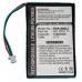 Garmin Nuvi 200 GPS 3.7v 1250mAh Li-Poly Battery, PDA-200LI