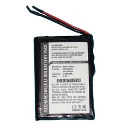 JNC SSF-M3 3.7V 110mAh Li-Ion MP3 Battery, PDA-203LI