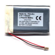 SONY CLIE PEG Series 3.7V 1200mAh Li-Polymer PDA (or MP3) Battery