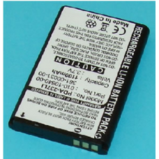 Garmin GPS Mobile 10 3.7V 1100mAh Li-Ion Battery, PDA-237LI