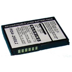 Pharos Traveler 525 GPS 3.7v 1100mAh Li-Ion Replacement Battery