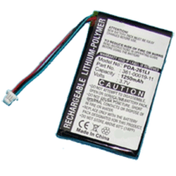 Garmin Nuvi 760 GPS 3.7v 1250mAh LiPoly Replacement Battery