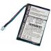 Garmin Nuvi 760 GPS 3.7v 1250mAh LiPoly Replacement Battery
