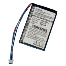 Navman ICN320/330 GPS 3.7v 850mAh Li-Ion Replacement Battery