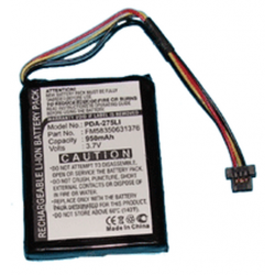 TOMTOM One 125 GPS 3.7v 950mah Li-ion Replacement Battery