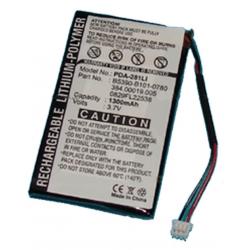 Magellan Roadmate 1400 GPS 3.7v 1300mah LiPoly Replacement Battery