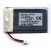Sony Clie PEG-TJ35/37 3.7V 850mAh Li-Polymer PDA (or MP3) Battery, PDA-32LI