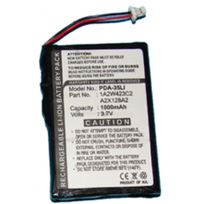 Garmin Ique 3200 GPS 3.7v 1000mah Li-Ion Replacement Battery